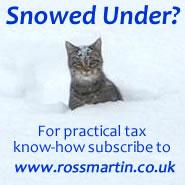Snowed under?